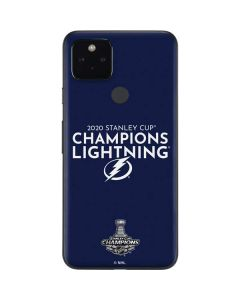 2020 Stanley Cup Champions Lightning Google Pixel 4a 5G Skin