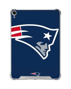 New England Patriots Large Logo iPad Air 10.9in (2020) Clear Case