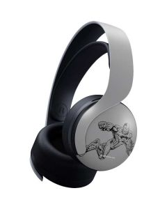 Cyborg Comic Pop PULSE 3D Wireless Headset for PS5 Skin