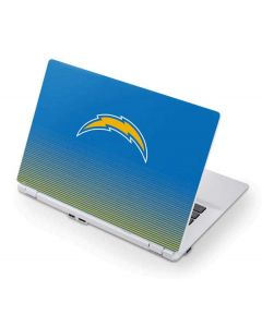 Los Angeles Chargers Breakaway Acer Chromebook Skin