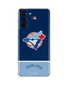 Vintage Blue Jays Galaxy S21 5G Skin