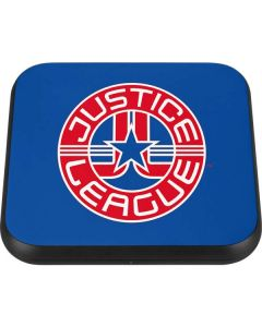 Justice League Emblem Wireless Charger Single Skin
