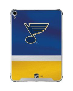 St. Louis Blues Jersey iPad Air 10.9in (2020) Clear Case