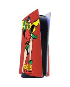 Robin Portrait PS5 Console Skin