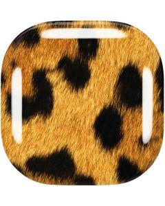 Leopard Galaxy Buds Live Skin
