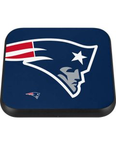 New England Patriots Large Logo Wireless Charger Single Skin