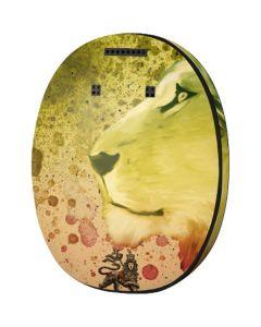 Profile of the Lion of Judah MED-EL Rondo 3 Skin