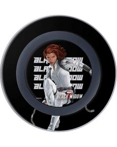 Black Widow Bold Wireless Charger Skin