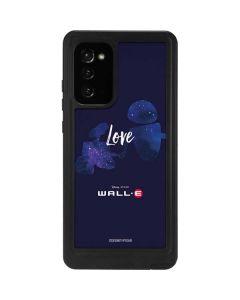 WALL-E Love Galaxy Note20 5G Waterproof Case