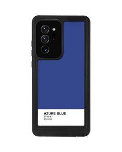 Azure Blue Galaxy Note20 Ultra 5G Waterproof Case