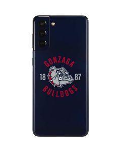 Gonzaga Bulldogs 1887 Galaxy S21 Plus 5G Skin