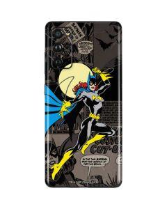 Batgirl Mixed Media Galaxy S20 Fan Edition Skin
