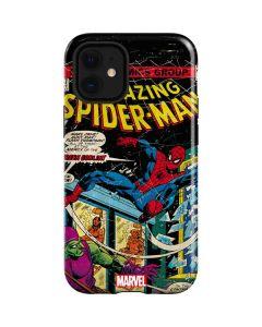 Marvel Comics Spiderman iPhone 12 Mini Case