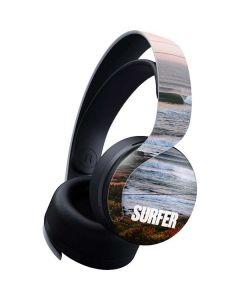 SURFER Magazine Sunset PULSE 3D Wireless Headset for PS5 Skin