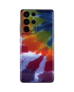 Tie Dye Galaxy S21 Ultra 5G Skin
