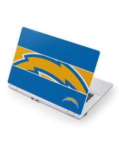 Los Angeles Chargers Zone Block Acer Chromebook Skin