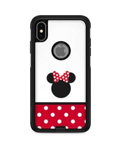 Minnie Mouse Symbol Otterbox Commuter iPhone Skin