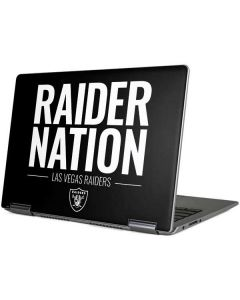 Las Vegas Raiders Team Motto Yoga 710 14in Skin