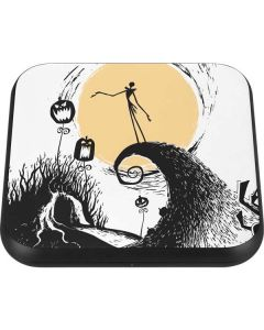 Jack Skellington Pumpkin King Wireless Charger Single Skin