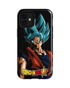 Goku Dragon Ball Super iPhone 12 Mini Case
