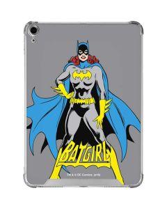 Batgirl Portrait iPad Air 10.9in (2020) Clear Case
