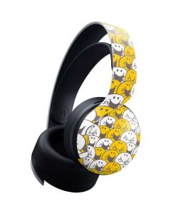 Mr Happy Collage PULSE 3D Wireless Headset for PS5 Skin