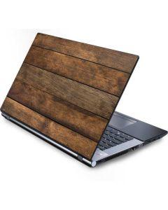 Early American Wood Planks Generic Laptop Skin