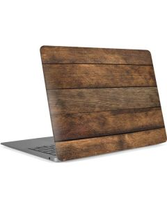 Early American Wood Planks Apple MacBook Air Skin