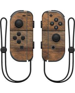 Early American Wood Planks Nintendo Joy-Con (L/R) Controller Skin