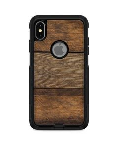 Early American Wood Planks Otterbox Commuter iPhone Skin