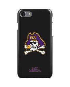 East Carolina Black iPhone SE Lite Case