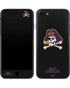 East Carolina Black iPhone SE Skin