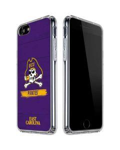 East Carolina Pirates iPhone SE Clear Case
