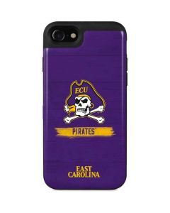 East Carolina Pirates iPhone SE Wallet Case