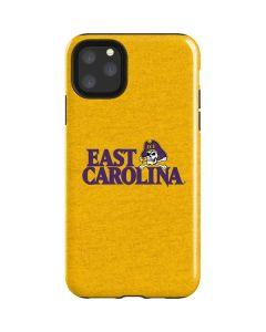 East Carolina Yellow iPhone 11 Pro Max Impact Case
