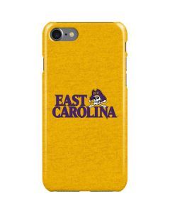 East Carolina Yellow iPhone SE Lite Case