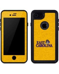 East Carolina Yellow iPhone SE Waterproof Case