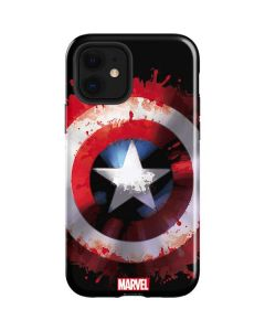 Captain America Shield iPhone 12 Case