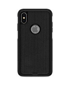 Ebony Wood Otterbox Commuter iPhone Skin