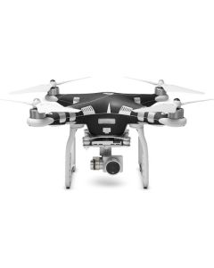 Ebony Wood DJI Phantom 3 Skin
