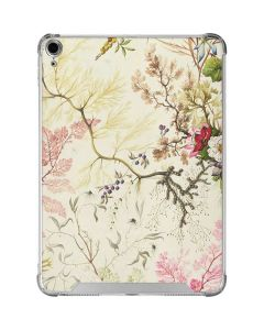 Seaweed on Silk Paper iPad Air 10.9in (2020) Clear Case