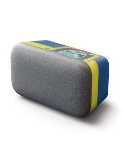 Ecuador Flag Distressed Google Home Max Skin