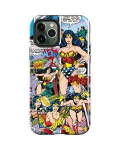 Wonder Woman Comic Blast iPhone 12 Pro Max Case