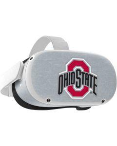 OSU Ohio State Logo Oculus Quest 2 Skin