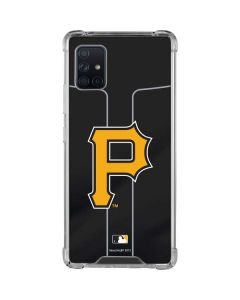 Pittsburgh Pirates Alternate Jersey Galaxy A51 5G Clear Case