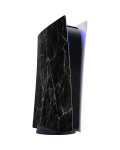 Black Marble PS5 Digital Edition Console Skin
