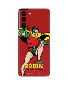 Robin Portrait Galaxy S21 5G Skin
