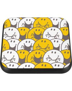 Mr Happy Collage Wireless Charger Single Skin