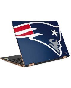New England Patriots Large Logo HP Spectre Skin