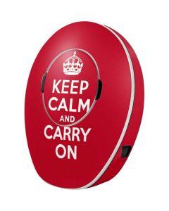 Keep Calm and Carry On MED-EL Samba 2 Skin